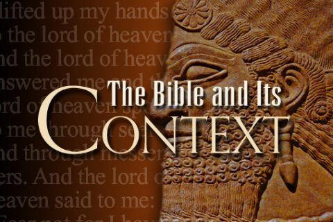 Perspective Digest : The Bible and Its Cultural Context