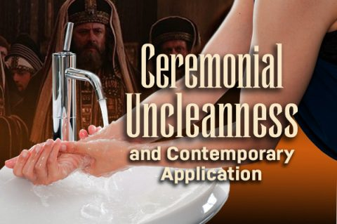 Ceremonial Uncleanness and Contemporary Application