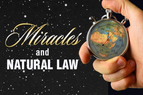 Miracles and Natural Law