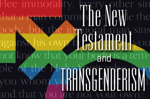 The New Testament and Transgenderism