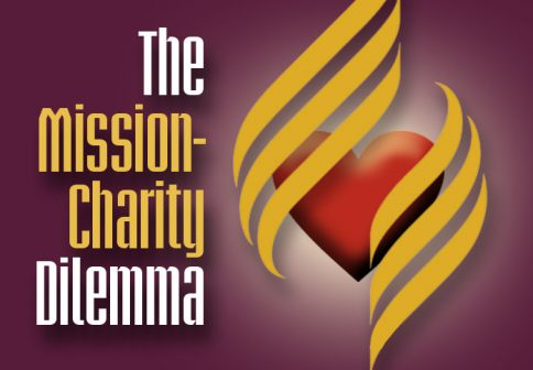 The Mission-Charity Dilemma